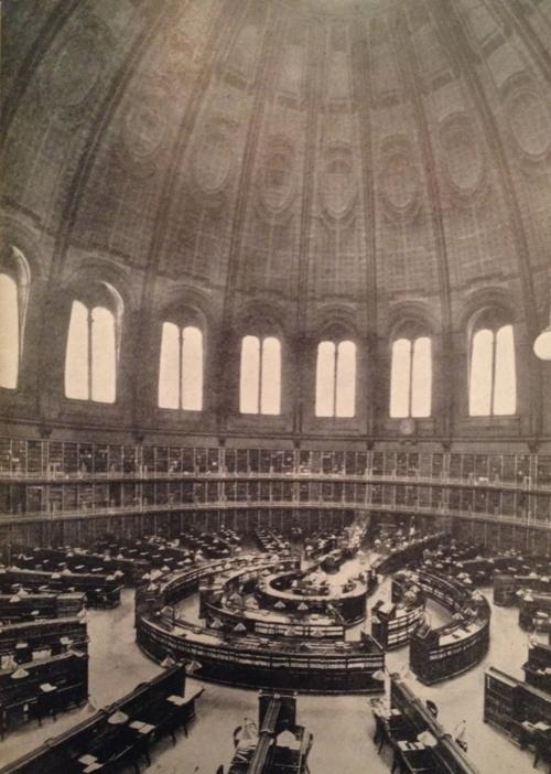BM reading room