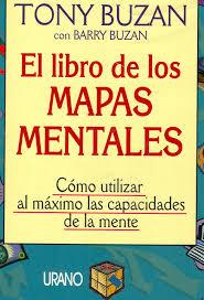 El libro de los mapas mentales, de Tony y Barry Buzan (Urano)