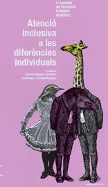 Atención inclusiva a las diferencias individuales, cartel de Paco Salabert, profesor en la Escuela Superior de Arte y Diseño de Valencia