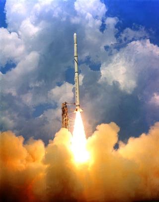 Scout rocket