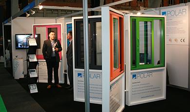 Polar NE Ltd Stand at IHEEM