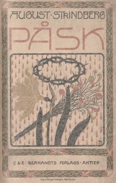 Strindberg Pask Cover