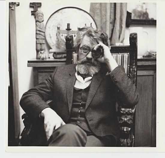 1. Георгій Якутович. 1980-ті р. Фото з архіву В. Юрчишина