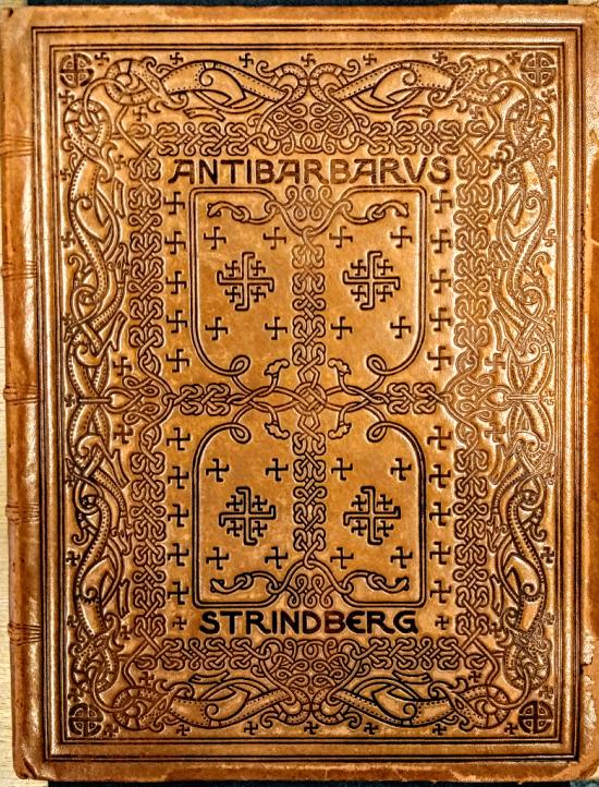 Antibarbarus - cover