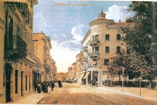 Gorizia postcard YF.2007.a.13615