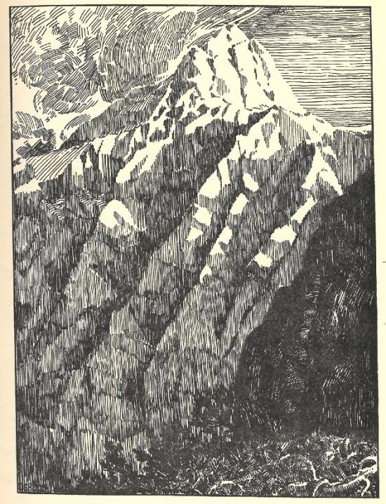 Copeland Beautiful mountains Triglav