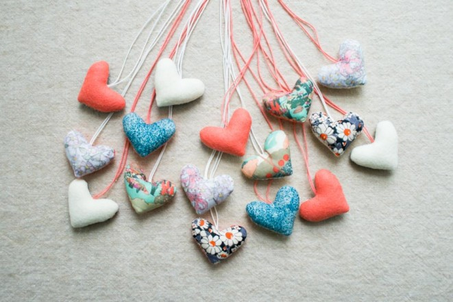 Libery sweetheart charm necklaces
