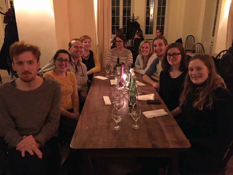 Team Dinner