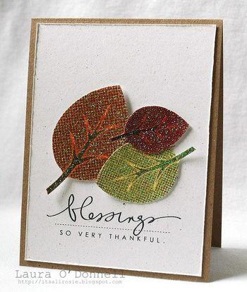 Blessingscard