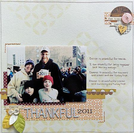 Thankful 2011 - Jennifer Larson