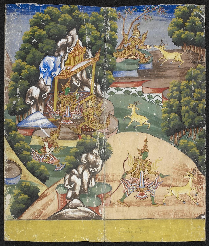 The Ramayana in Southeast Asia: (3) Burma - Asian and