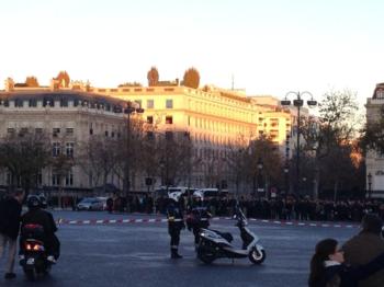 K Champs elysées