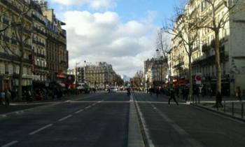 P - Tete de cortège Montparnasse