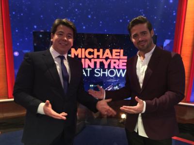 Me and Michael Mc