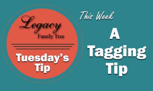 A Tagging Tip