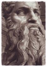 Moses_Michelangelo_head