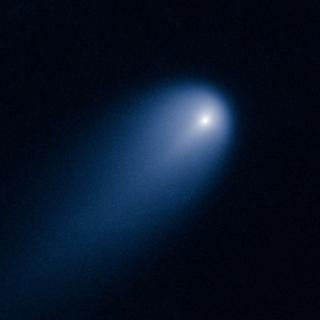 Comet ISON, HST/NASA