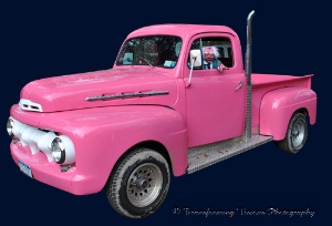 Transforming Visions Pink Truck