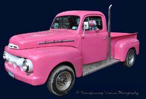 Transforming Visions Pink Truck
