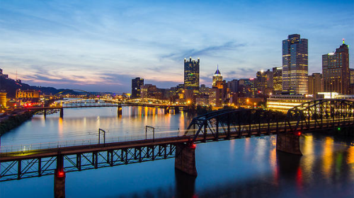 Travel Channel Travels Best Pittsburgh PA