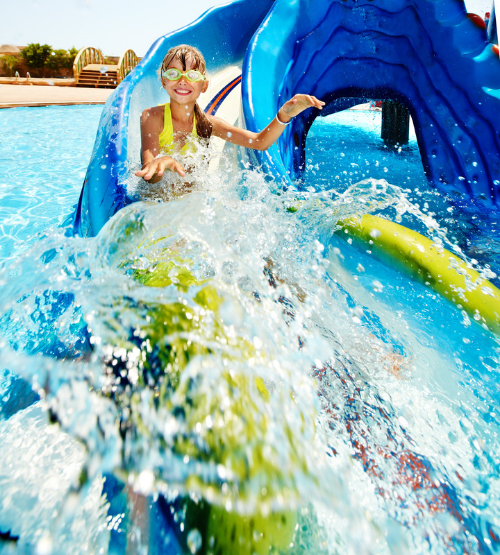 Waterpark Hotel Packages in Daytona Beach Florida