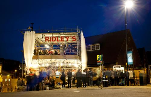 1.Ridley's at night