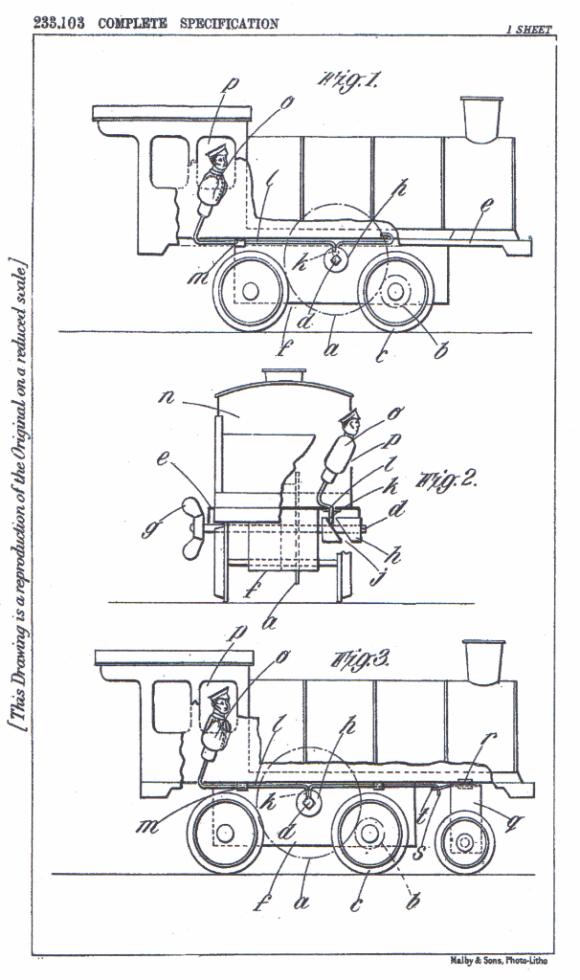 Brimtoy Mech Patent