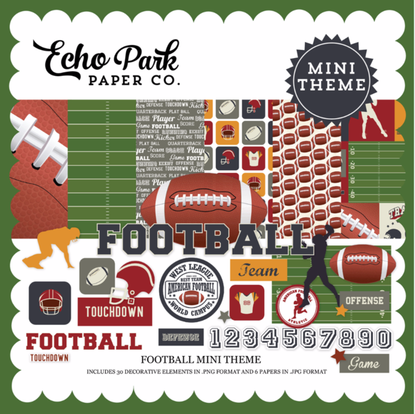 Two New Digital Releases: Lucky Charm & Football!