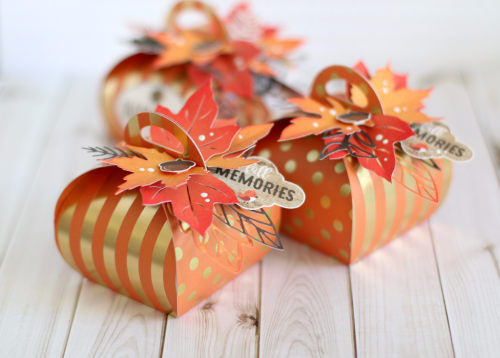 Autumn Treat Wraps by Anya Lunchenko for #EchoParkPaper and #CartaBellaPaper