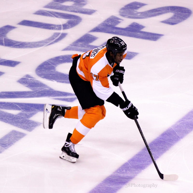 Wayne Simmonds 2014 Playoffs