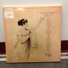 A Hundred Years of Italian Opera