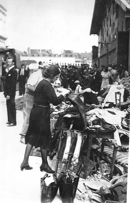 Rouen Bombardements 2