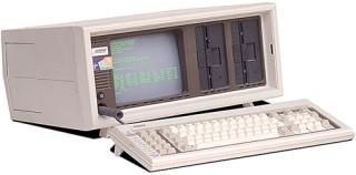 Compaq Portable Computer