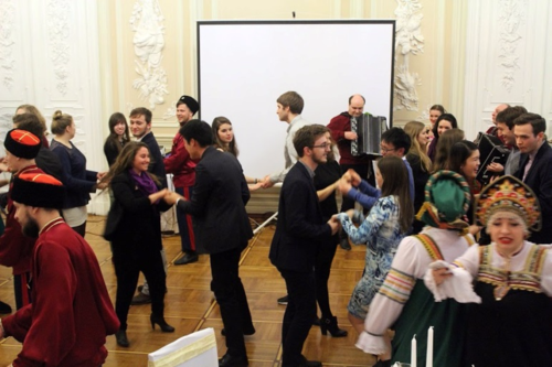 николаевский dance