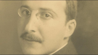 Photograph of Stefan Zweig