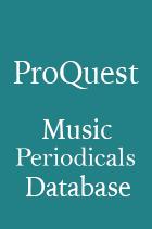 Music periodicals database