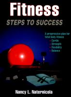 Fitness steps to success