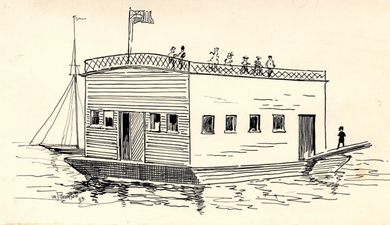Clubhouse 1858