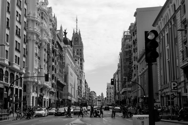Madrid_Gran Vía