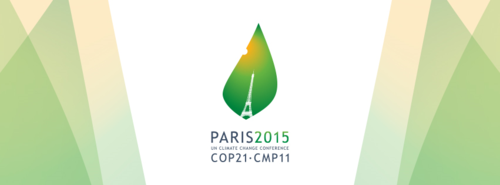Paris 2015 logo