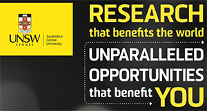 UNSWScholarships