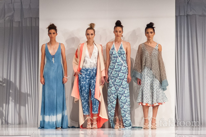 CCA Runway Show collection by Sophia Jain-Embry