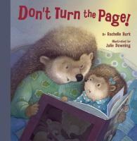 Book Cover: Don't Turn the Page