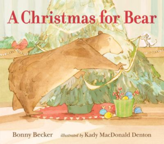 Book Cover: A Christmas for Bear