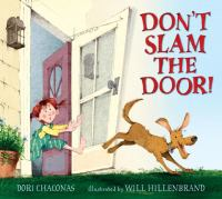 Book Cover: Don't Slam the Door