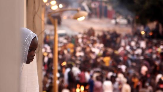 The Revolution Won't be Televised, Rama Thiaw