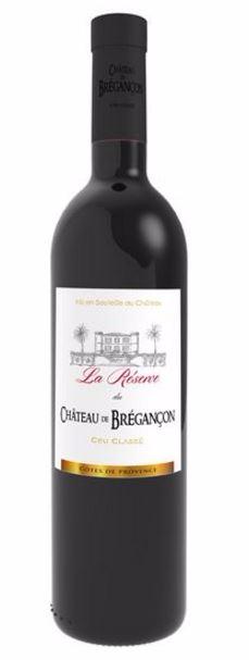 Reserve BREGANCON rouge