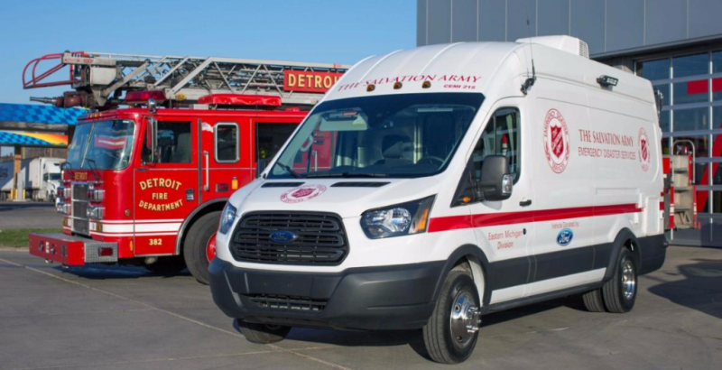Ford Disaster Relief Mobility Challenge - Smail Ford Blog