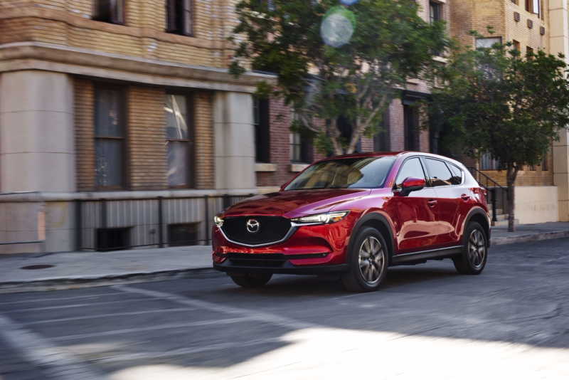 2017 Mazda CX-5 available in diesel in 2nd half of 2017 - Smail Mazda Blog