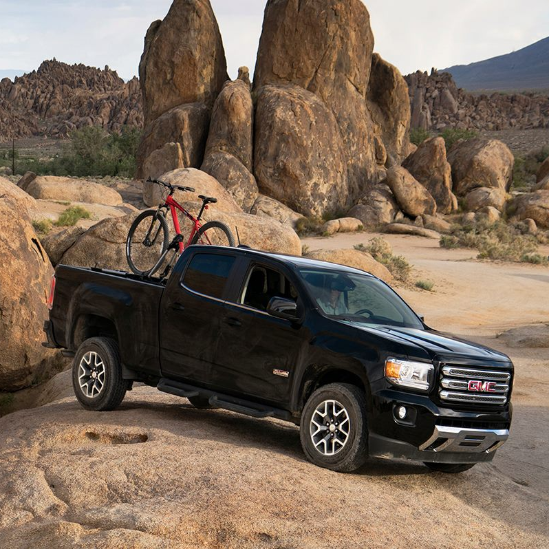 2017 GMC Canyon - Kelley Blue Book Resale Value Award Winner - Smail GMC Blog